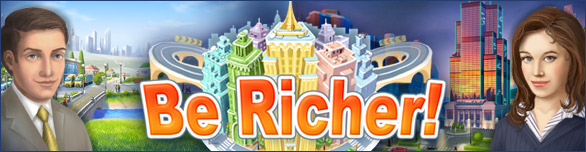 Игра «Be Richer!» [be-richer]