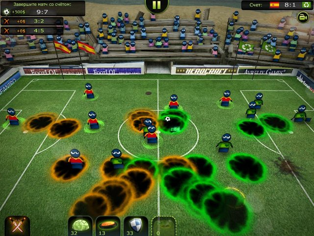 Игра «Foot LOL: Epic Fail League»