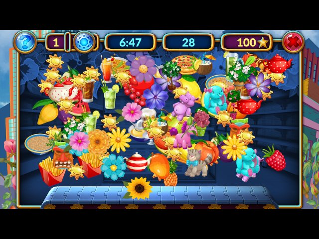 Игра «Shopping Clutter 3: Blooming Tale»