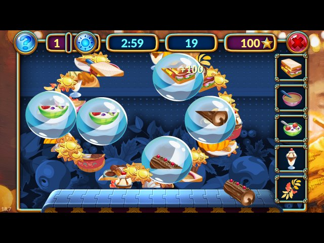 Игра «Shopping Clutter 4: A Perfect Thanksgiving»