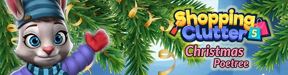 Игра «Shopping Clutter 5: Christmas Poetree» [shopping-clutter-5-christmas-poetree]