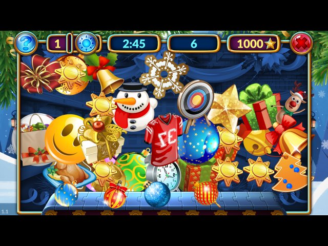 Игра «Shopping Clutter 5: Christmas Poetree»