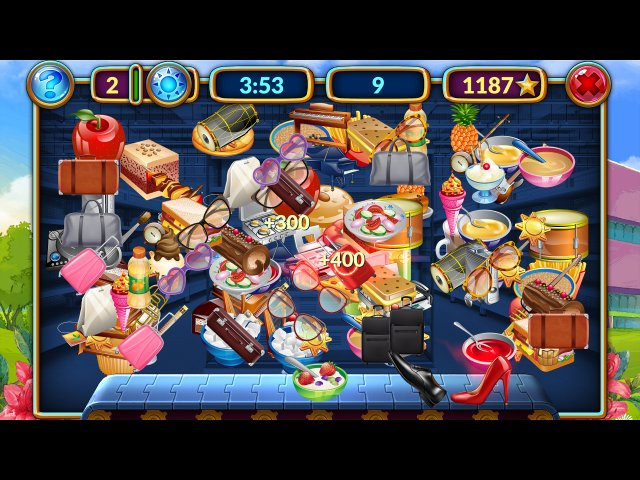 Игра «Shopping Clutter: The Best Playground»