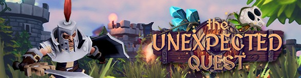 Игра «The Unexpected Quest» [the-unexpected-quest]