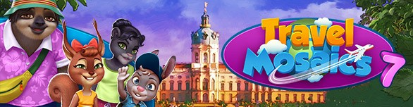 Игра «Travel Mosaics 7. Fantastic Berlin» [travel-mosaics-7-fantastic-berlin]