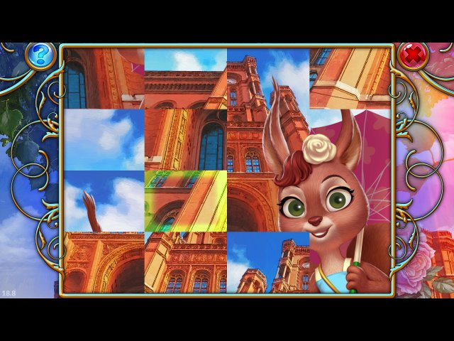 Игра «Travel Mosaics 7. Fantastic Berlin»